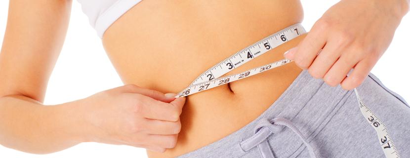 физические упражнения для похудения живота и боков