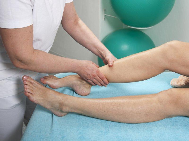 похудеть икры ног