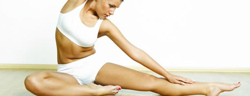Упражнения для похудения из йоги