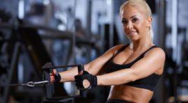 Упражнения в тренажерном зале для женщин