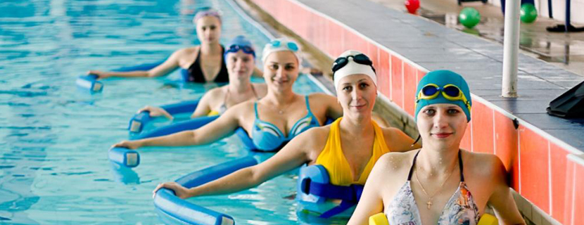 водная гимнастика для похудения