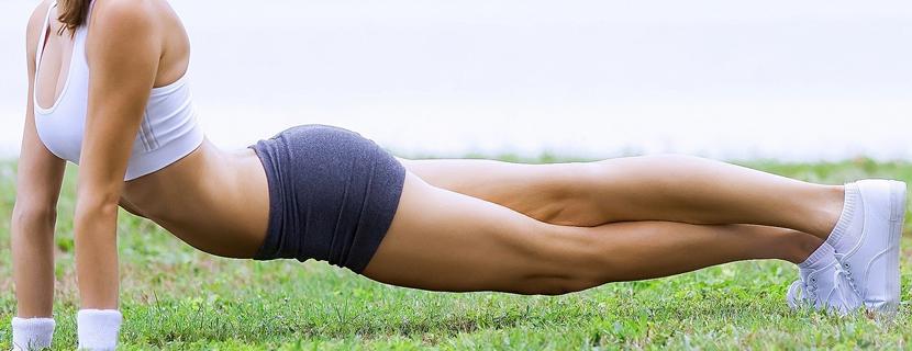 4 типа изолированных упражнений на ягодицы