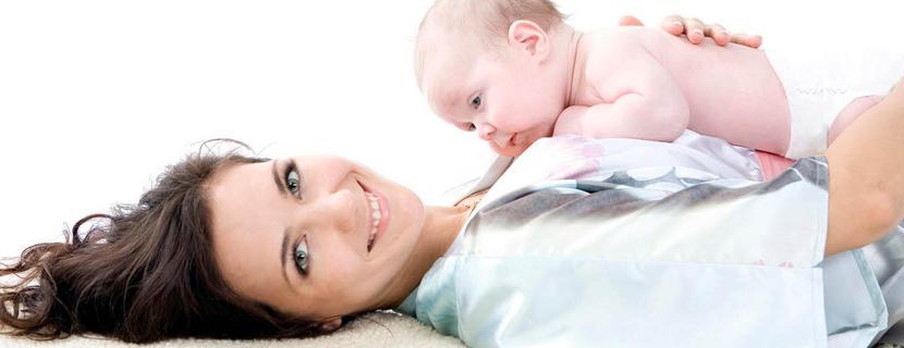 5 способов как похудеть кормящей маме