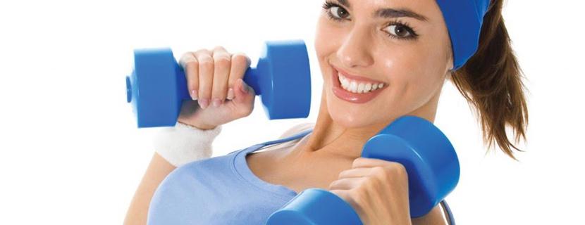 Домашние упражнения на руки для женщин