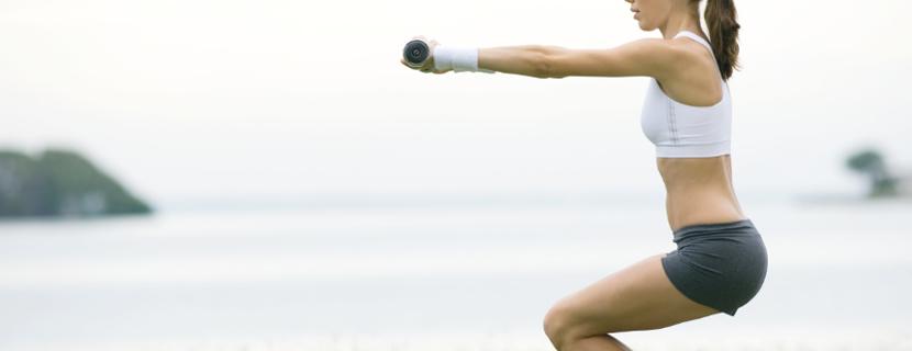 Эффективные упражнения на ягодицы и бедра