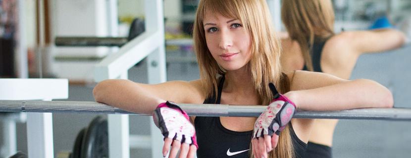 Эффективные занятия в тренажерном зале для девушек