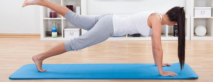 Фитнес для похудения дома за 50 минут