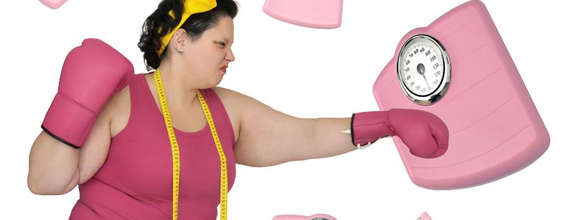 Где взять силы для похудения?