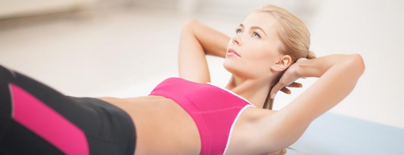 Как правильно выполнять упражнения для сжигания жира