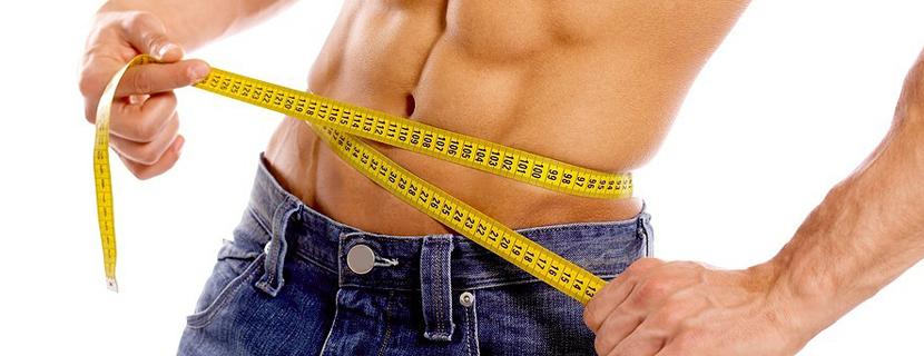 Как убрать жир на животе мужчине