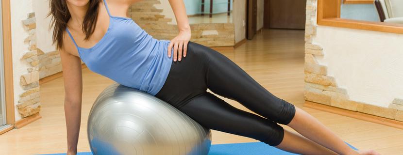 Комплекс упражнений для живота талии и боков на неделю