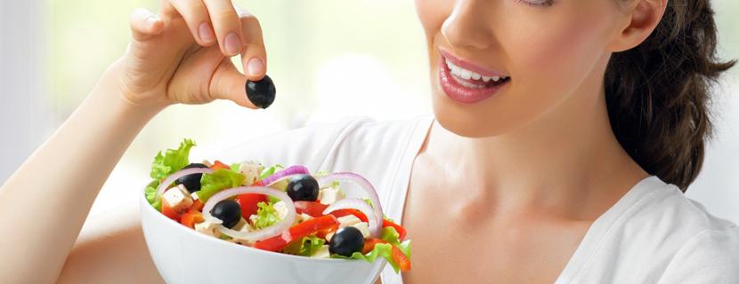 диета как убрать живот