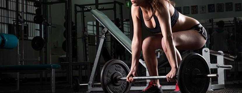 Как сбросить вес в тренажерном зале
