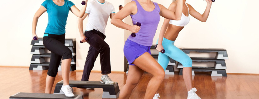 Принципы степ аэробики для похудения