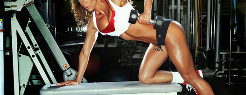 Самые эффективные упражнения для похудения в руках