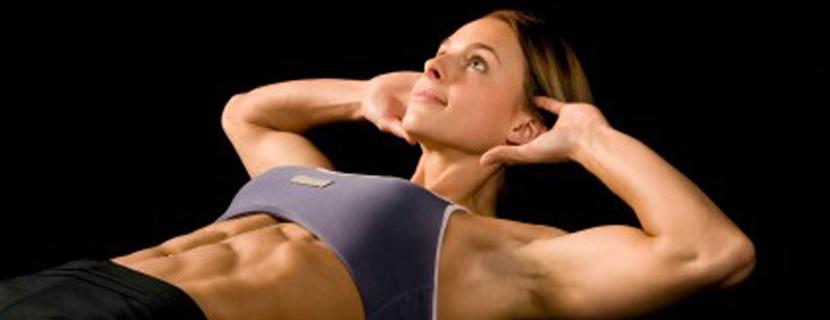 как подтянуть живот в домашних условиях упражнения