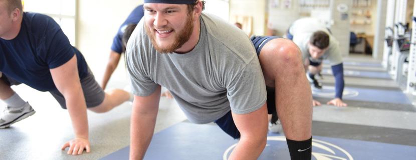 утренняя зарядка комплекс упражнений для мужчин