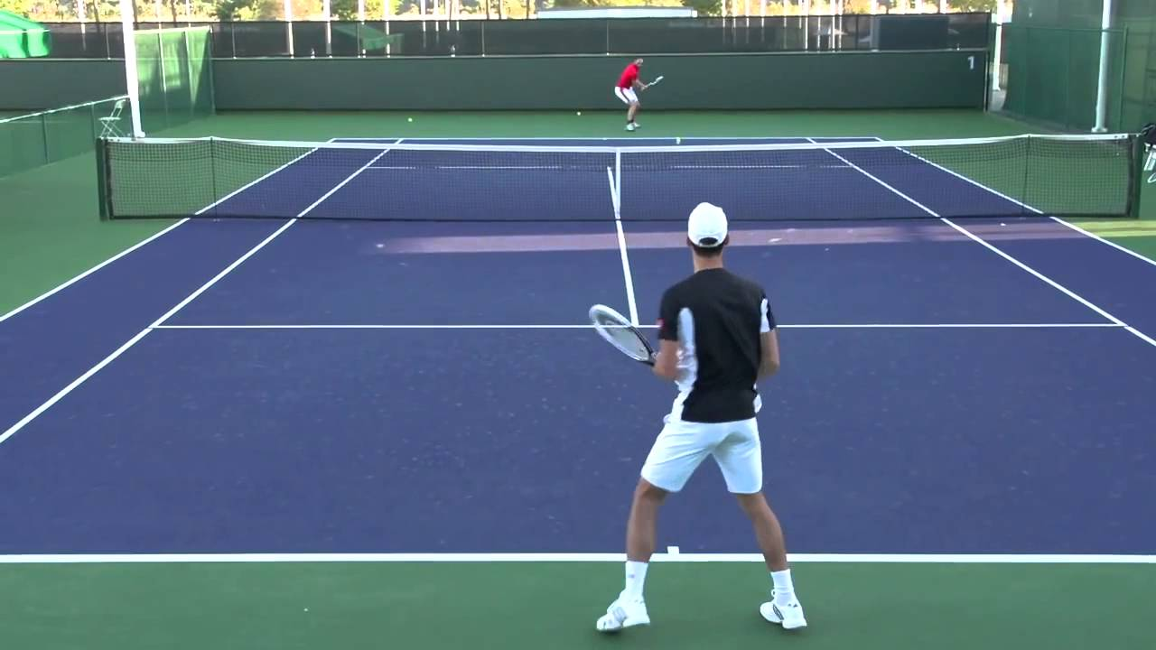 Влияние большого тенниса на здоровье