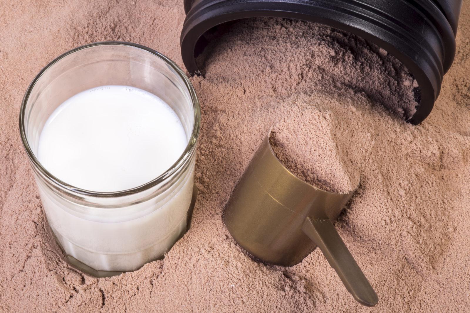 Существуют ли вкусный протеин?