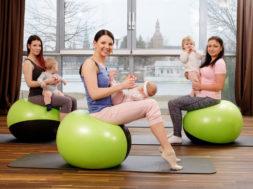 Фитнес поле родов. Выбор фитнес-центра